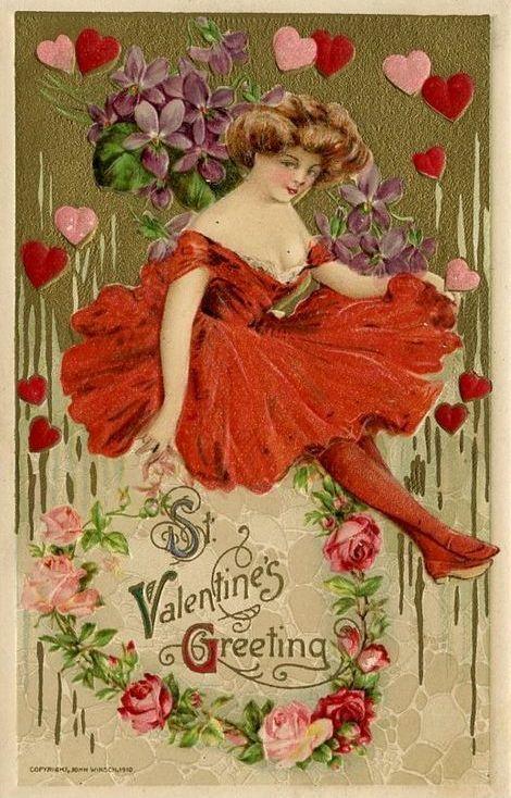 A St. Valentine's Greeting