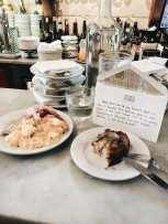 Brunch at Buvette